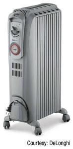 Figure 2: Convection heater